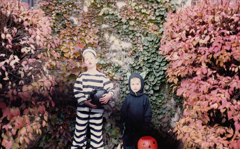 Zachary & Andrew Hiller - Halloween 1987.jpg