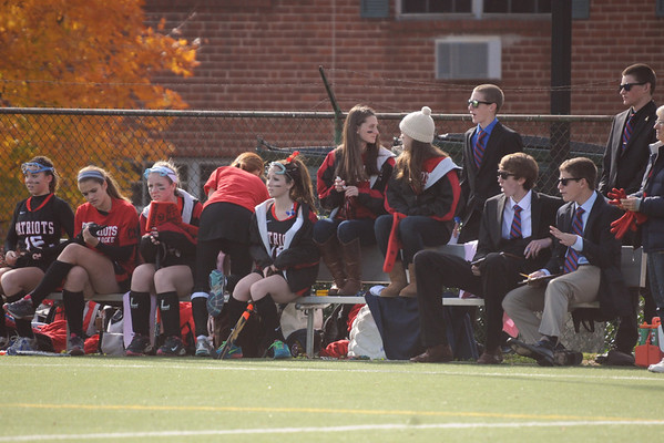 Field Hockey: GA vs PC