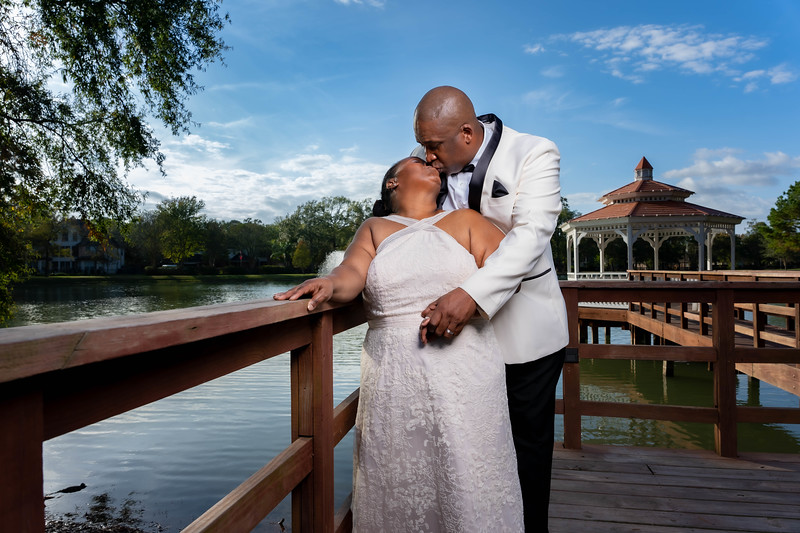Alarie & Tamula Wedding Photos