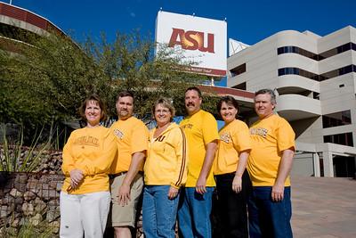 ASU Family Pics