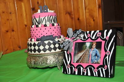 """Anna """"Sweet 18 Party"""""""
