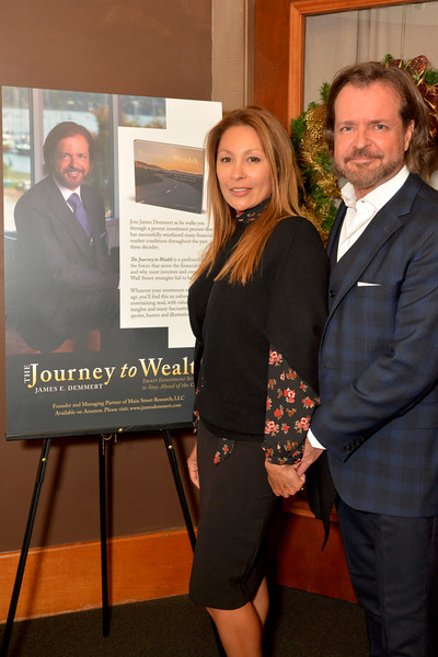 Velda and James Demmert