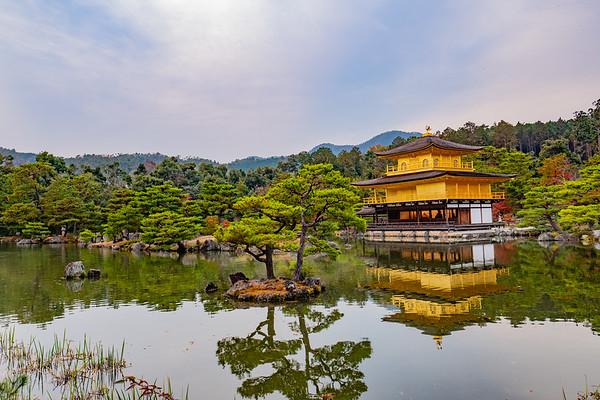 Kyoto Koyo 2018 Kinkakuji