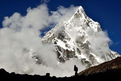 Kala Pattar and Everest