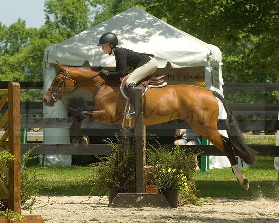 UCHS- Fri- Jumper Seat, sm,med,lg Pony Hunter