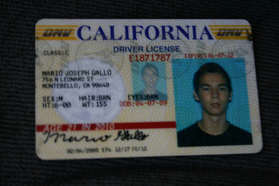 MARIO GALLO ACCIDENT • 03.09.09
