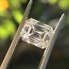 1.83ct Vintage Emerald Cut Diamond GIA F VVS2 32