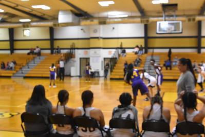 2019 Girls JV Basketball vs Galveston Ball