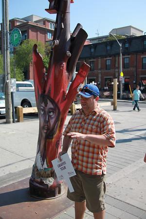 Toronto Graffiti and Street Art