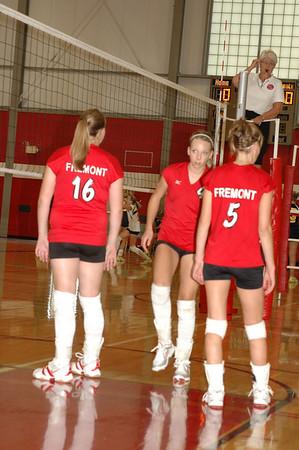 Girls JV Volleyball - 2007-2008 - 9/19/2007 Quad JG