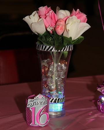 Shayna Rose - Sweet 16 - 3-2-2013