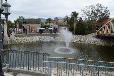 Disney Springs and meet and greet