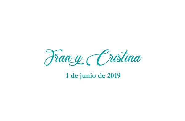 Fran & Cristina - 01 junio 2019