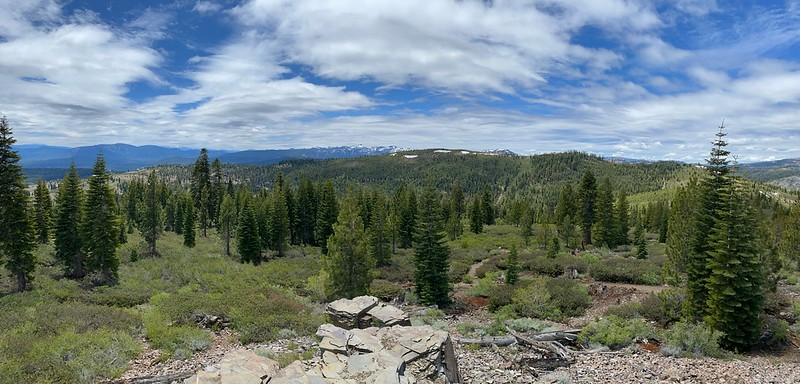 Mountain View ‎⁨Tahoe National Forest⁩, ⁨Truckee⁩, ⁨United States⁩