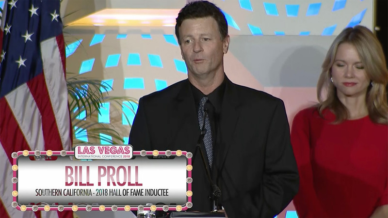 Hall of Fame 1 - Bill Proll