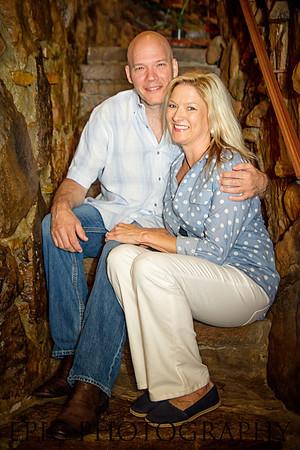 Judy and Doug engagements
