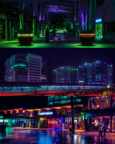 COLLAGE: CYBER CENTRIS