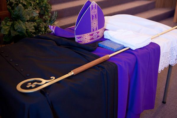 The Ordination of Bishop Weldon Johnson