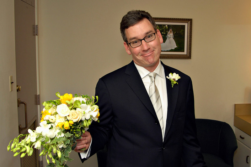 Rob and Theresa's Wedding