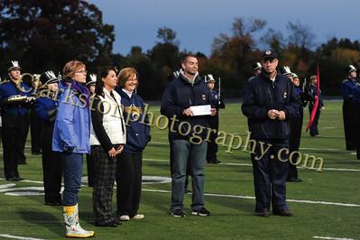 2012 Clarkston Varisty Football vs. Troy