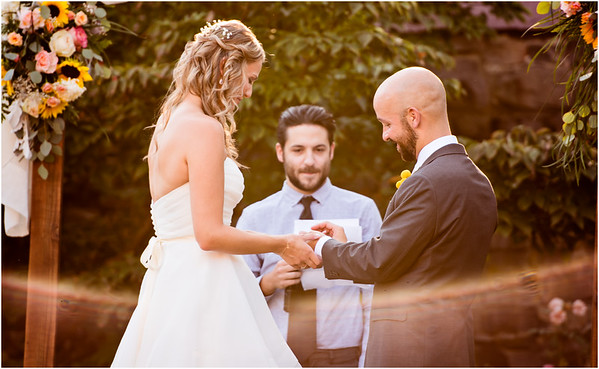 Molly and Mike - Ceremony