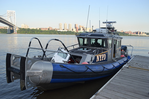 N.Y.P.D. Harbor Patrol Unit