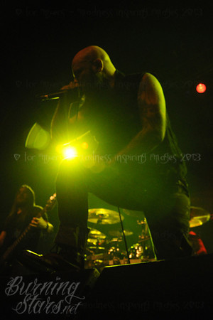 Demon Hunter @ Guelph Concert Theatre (Guelph, ON); 2/27/13