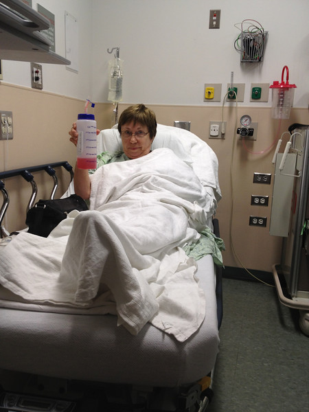 Re in Strong Emergency for diverticulitis