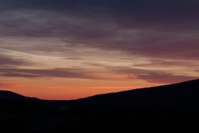27 Day 3 Thu: Sunrise at Many Glacier