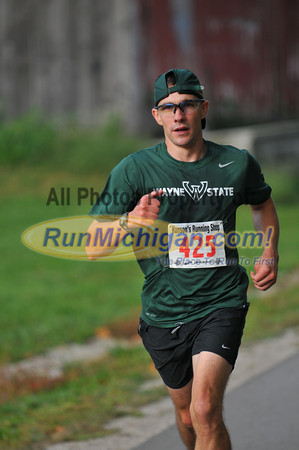 Half Marathon at 6.5 Miles, Gallery 1 - 2012 Romeo to Richmond Race