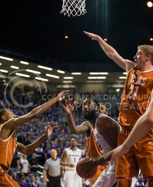 1.30.13 - Men's Basketball - vs Texas