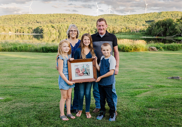 Kelli Lawlor Family shoot