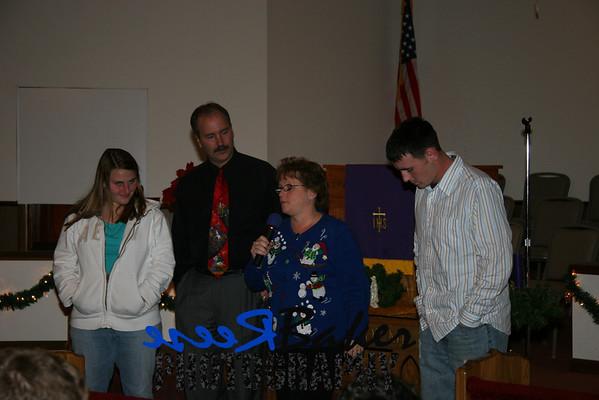 2007 Christmas night