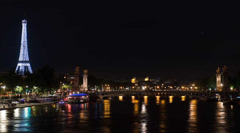 Paris Night Shots