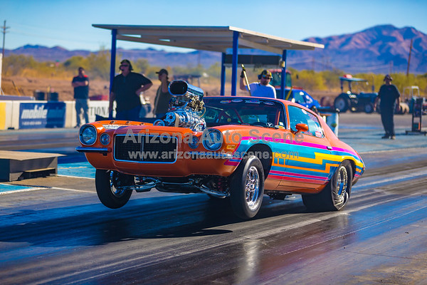 Kicking off the second annual Hangover Nationals from Tucson Dragway