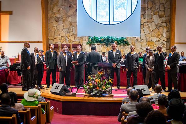 2014-06-14 Patmos Chapel Sabbath Service