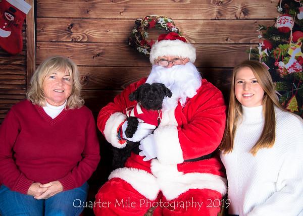 Photos with Santa 2019