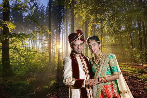 Yamini & Haresh Wedding 07242016