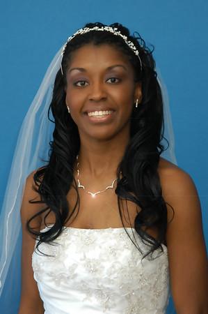 Dee  and Jamani Wedding