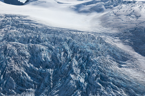 Glaciers by Airplane