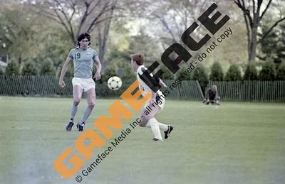 Columbia Men's Soccer
