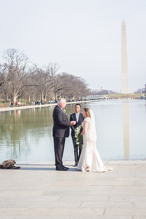 01 Ceremony @ Lincoln Memorial