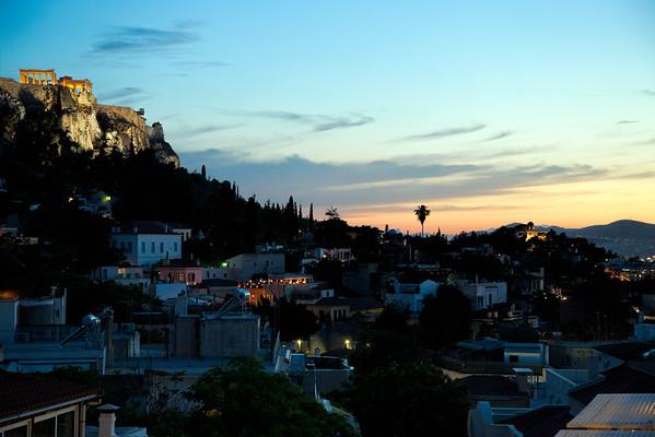 Greece & the Mediterranean