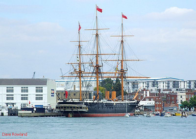 2010: Son of Still All At Sea Special - Portsmouth Navy Days 30 July