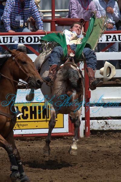 St Paul 2012 Junior Bulls,Bareback,Bronc,Bull Riding Wild Cow milking, Wild Horse Races