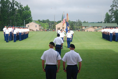 6-15-17 B/2-47 Graduation Ceremony