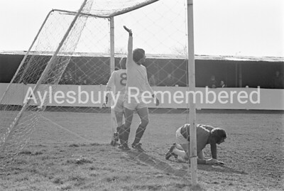 Aylesbury Utd v Epson & Ewell, Mar 6th 1976