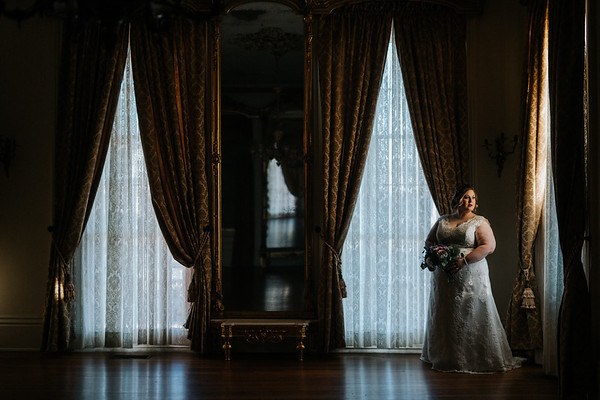 Historic Ashton Villa Bridals - Galveston Wedding Photographer