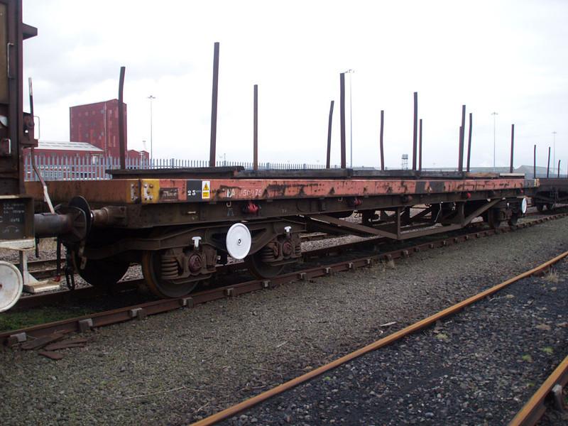 BEA 950975 Immingham WRD 19/01/08