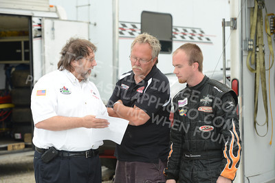 Mid-American Stock Car Series - Grundy County Speedway - Friday June 21, 2013